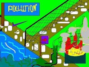 Les premiers pollueurs de l'environnement